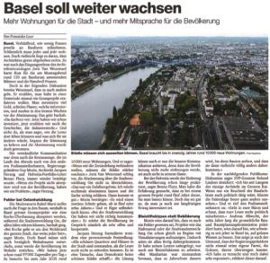 Basler Bauforum - Herbstanlass